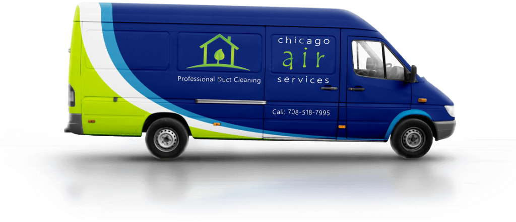 Chicago Air Services Van